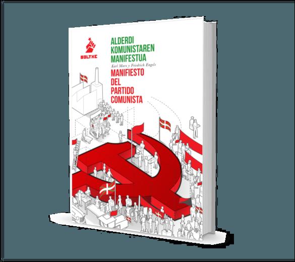 Alderdi komunistaren manifestua /Manifiesto del partido comunista