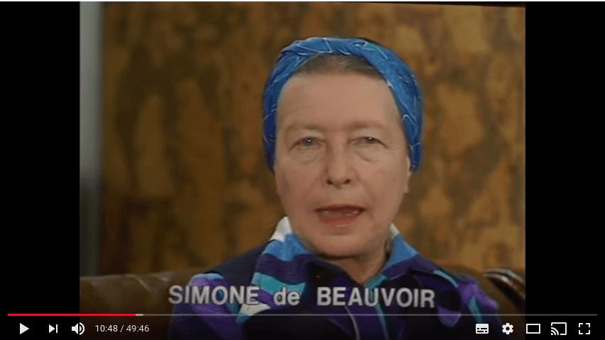 Simone de Beauvoir: por qué soy feminista