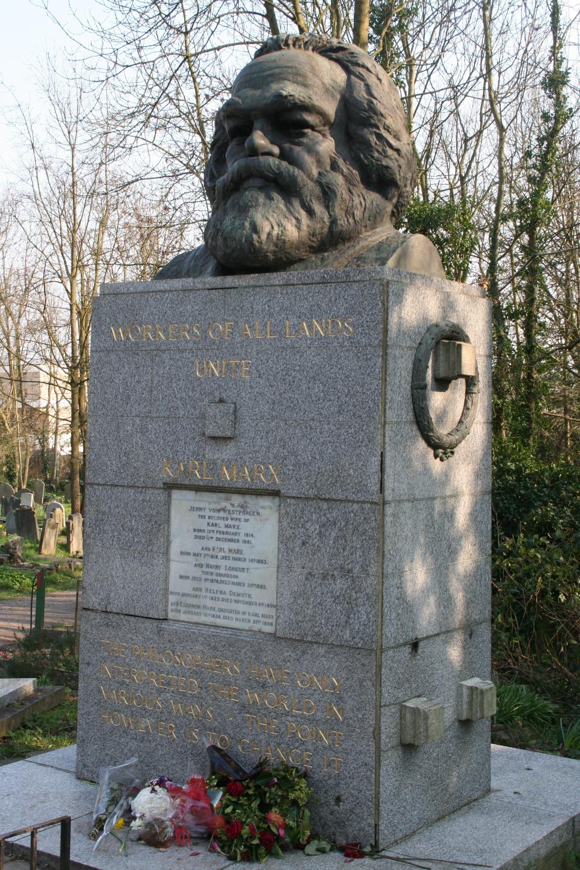 Los últimos días de Karl Marx
