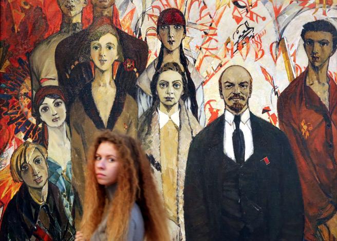 Entrevista realizada por Clara Zetkin a Vladimir Lenin en 1924