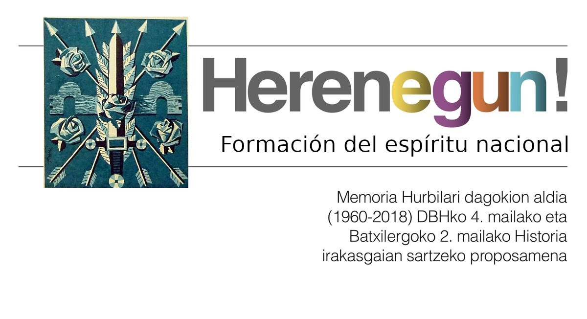 «Herenegun»: el poder asalta la Historia