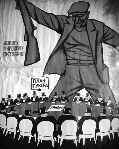 La experiencia de la <em>Proletkult</em> en el fragor de la revolución rusa