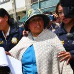 Bolivia. Exdirigente campesina denuncia detención ilegal