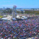 República Dominicana. Una multitud pidió «justicia y transparencia» /Exigen renuncia de Junta Electoral