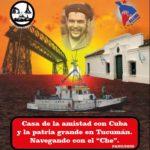 Argentina. Inauguraron Casa de Amistad con Cuba y la Patria Grande en Tucumán