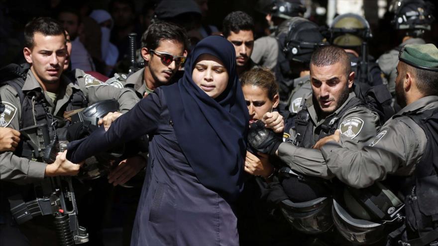 """Israel ha encarcelado a 17 000 mujeres palestinas desde 1967"" | HISPANTV"