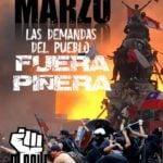 Chile. Bloque de Organizaciones Populares: En marzo a conquistar las demandas del pueblo