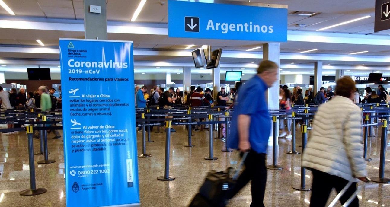 Coronavirus: Aeronavegantes recomienda a los tripulantes de cabina ponerse en cuarentena