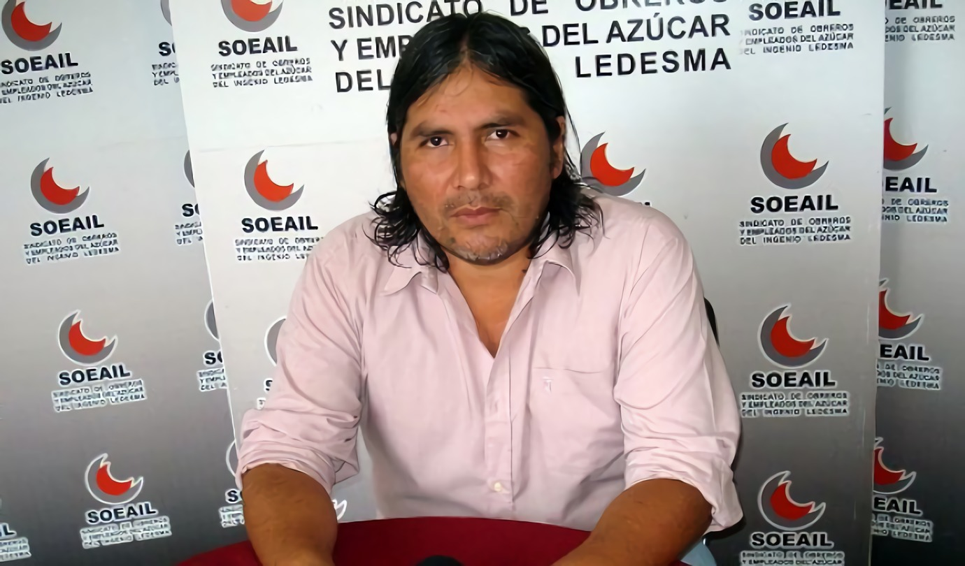 La Justicia de Morales y Blaquier procesó al líder del gremio del Ingenio Ledesma