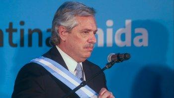 "Alberto : ""Elegí salvar vidas aunque la economía se frene"" | Coronavirus en argentina"