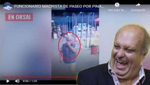 In Fraganti: Hernán Lombardi (Cambiemos) era uno de los que viajó a Pinamar de vacaciones en pleno aislamiento
