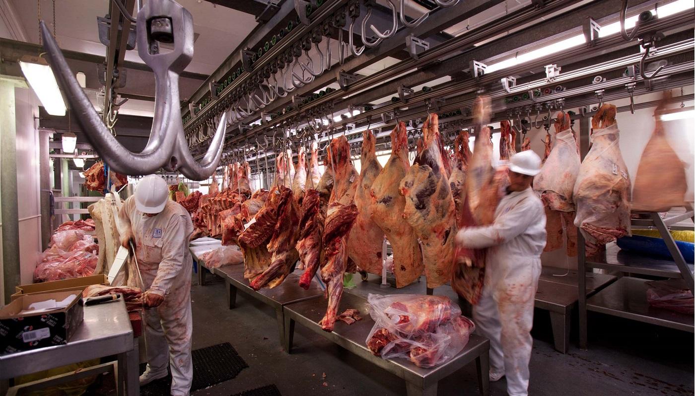 Gremio de la carne garantizó el funcionamiento de frigoríficos y la provisión de carne