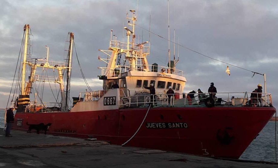 Los marineros dejan de amarrar buques que no hayan cumplido la cuarentena