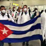 Cuba. Sigue salvando vidas: Brigada médica hacia Andorra
