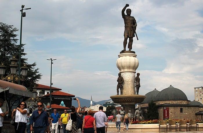 Macedonia del Norte, en busca de su identidad nacional – La otra Andalucía