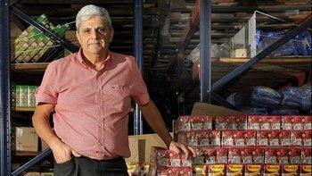 El dueño de Marolio se refirió a las compras de alimentos  | Coronavirus en argentina