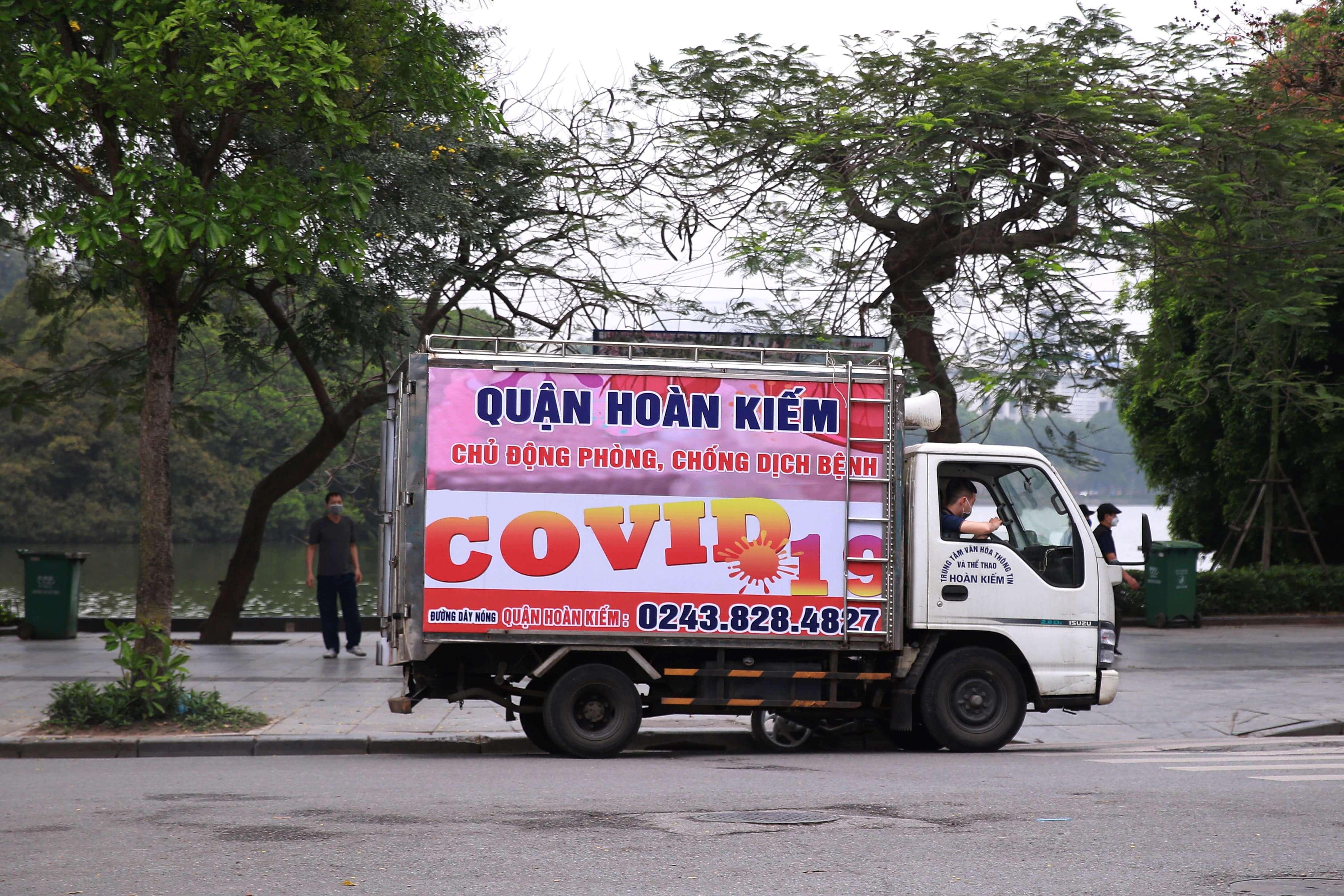 Vietnam adoptó cuarentenas masivas y un rastreo exhaustivo de los posibles contagios, desde el comienzo. (Foto: EFE).