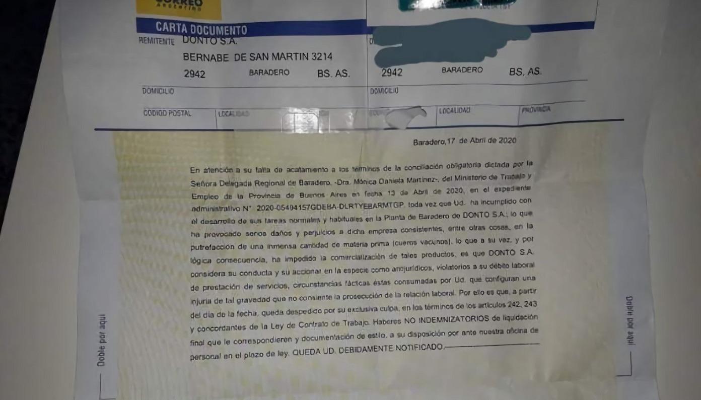 Otra señal al mundo del trabajo: Kicillof alista una dura sanción para empresa que despidió en cuarentena
