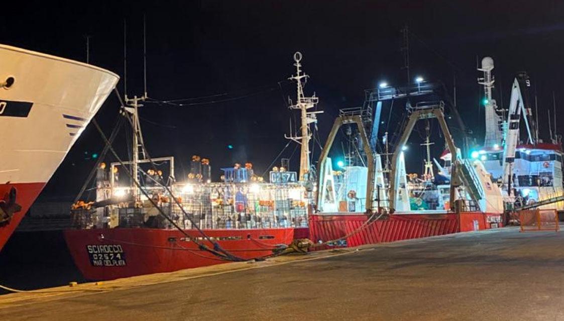 Desesperado pedido de los marineros para que le apliquen los protocolos a buque con Covid1-9