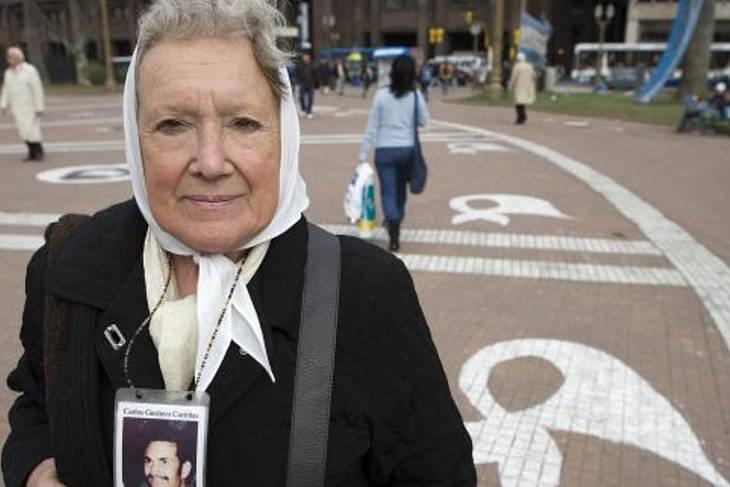 Nora Cortiñas, 89 años de lucha y ternura | Tiempo Argentino ...