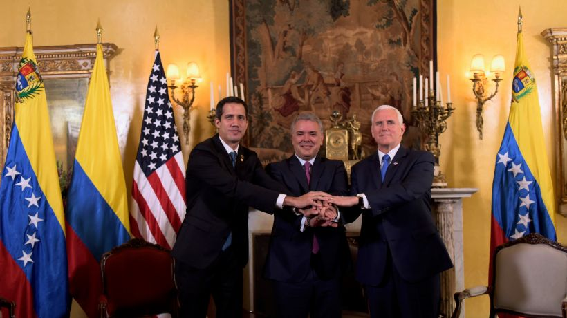 El presidente anuncia que Colombia participará en la operación militar de EEUU contra Venezuela – La otra Andalucía