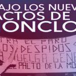 Estado español. Pactos de la Moncloa: la gran estafa otra vez, no