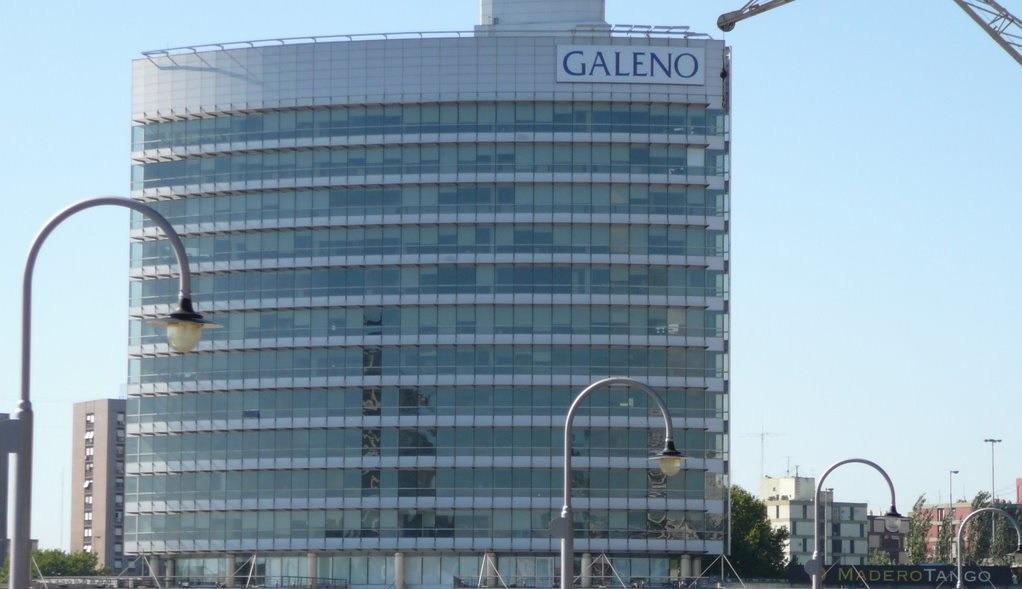 Galeno, firma de uno de los hombres más ricos de Argentina, no garantiza el pago de salarios