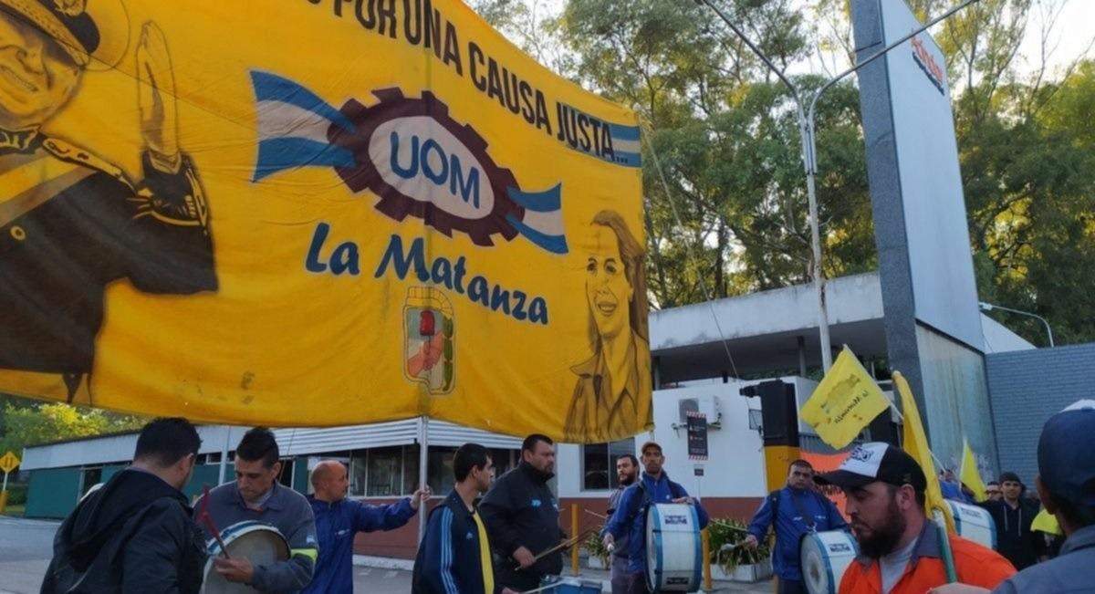 """""""Nos hubiese gustado que se respetara el decreto que decía que a todo el mundo en cuarentena se le pagaba el 100%"""""""