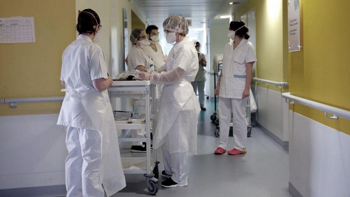 En plena pandemia, paran trabajadores de salud en todo el país para pedir mejores condiciones laborales
