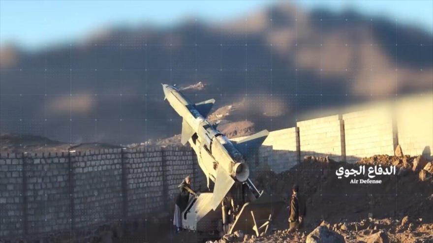 Defensa antiaérea yemení vuelve a frustrar ataque de cazas saudíes   HISPANTV