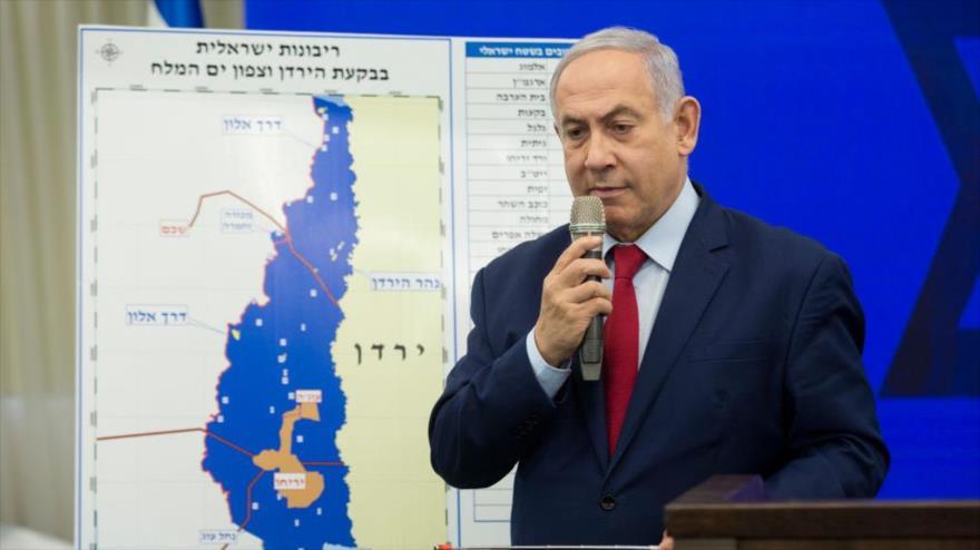 La mayoría de judíos israelíes rechaza la anexión de Cisjordania | HISPANTV