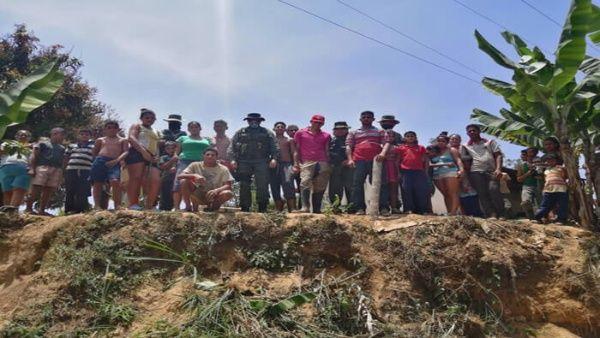 El ministro venezolano para la Defensa, Vladimir Padrino López, envió su felicitación a la unión cívico-militar para realizar la detención del individuo.
