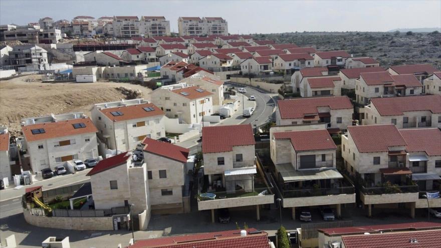 Plan israelí de anexar la ocupada Cisjordania entierra la paz   HISPANTV
