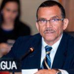 Nicaragua. Pide a OEA que ponga fin a sanciones a Cuba y Venezuela