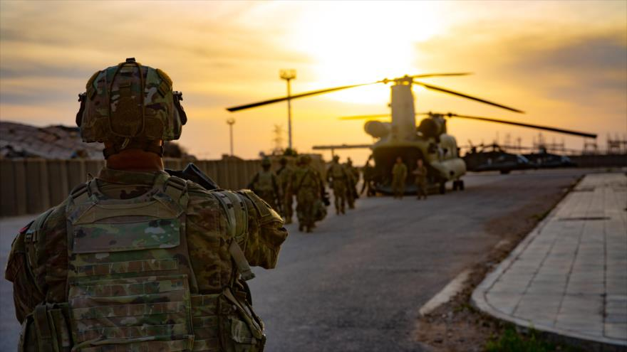 Iraquíes piden a su premier cumplir ley que pide expulsión de EEUU | HISPANTV