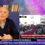 Resumen Latinoamericano tv: Crecen las protestas contra el hambre en Argentina