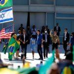 Brasil. Banderas de Israel en los actos de extrema derecha: un debate sustantivo