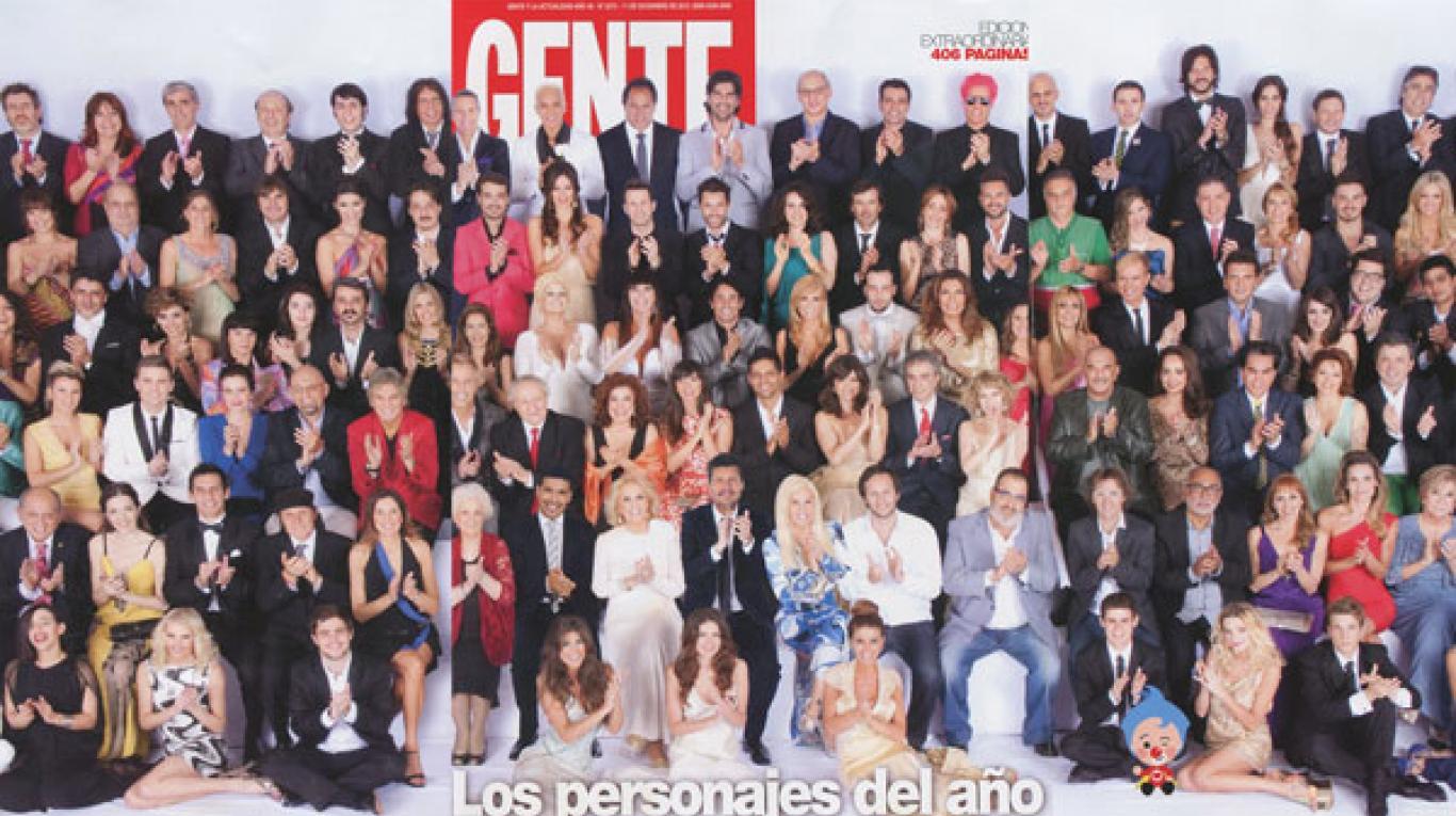 Revista Gente niega el cierre pero despide a 45 trabajadores