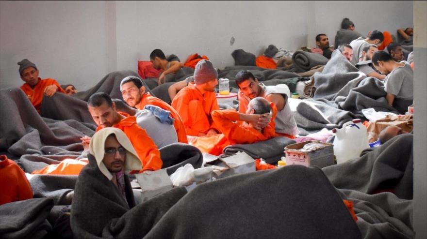 Terroristas de Daesh huyen de cárcel de fuerzas apoyadas por EEUU | HISPANTV