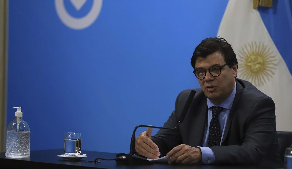 """Moroni ratificó las suspensiones en Mondelez que criticó Máximo y dijo que tiene """"muy pocas"""" denuncias de despidos"""
