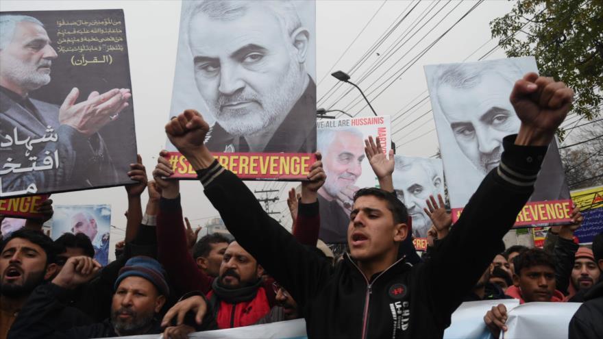 Palestina: Soleimani era coordinador del eje de la Resistencia | HISPANTV