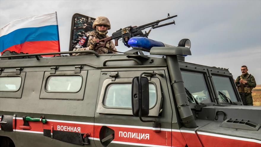Rusia desafía a EEUU y construye nueva base en noreste de Siria | HISPANTV