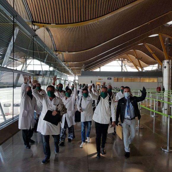 Piden desde Bélgica Nobel de la Paz para médicos cubanos – La otra Andalucía