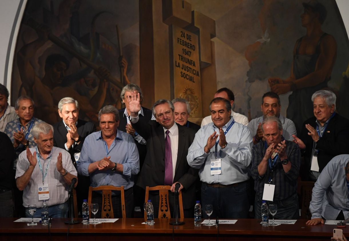 """La CGT calificó de canallada la denominación de """"Infectadura"""""""