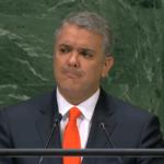 Colombia. Duque viola la Constitución y lame la bota gringa