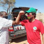 Brasil. MST mantiene acciones solidarias en África y América Latina en medio de la pandemia