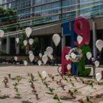 México. A once años del caso de la Guardería ABC, padres colocan ofrenda y exigen justicia