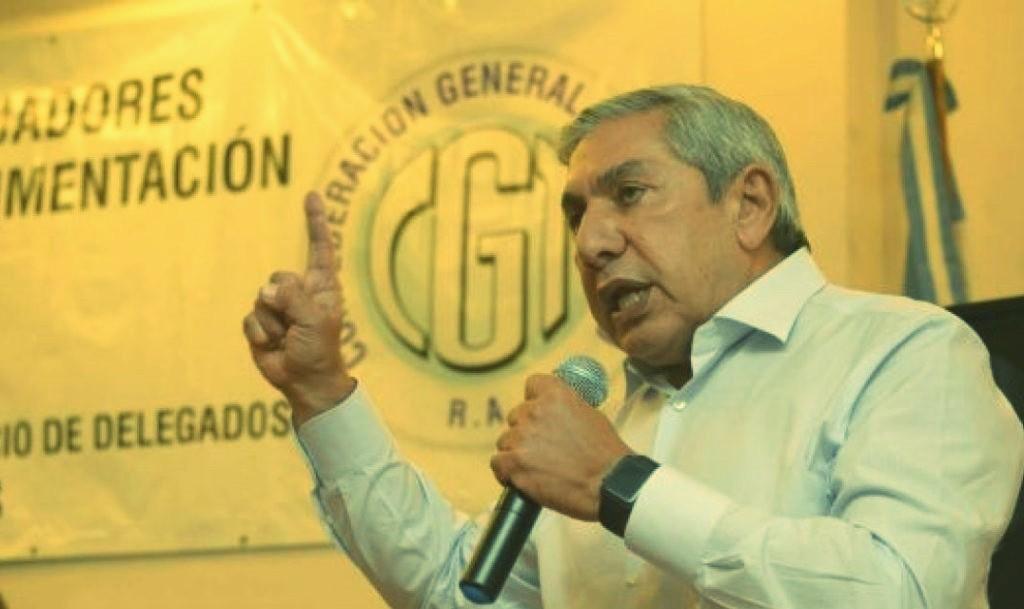 """Rodolfo Daer destacó la intervención oficial a Vicentin y dijo que la CGT """"está en un total acuerdo"""""""