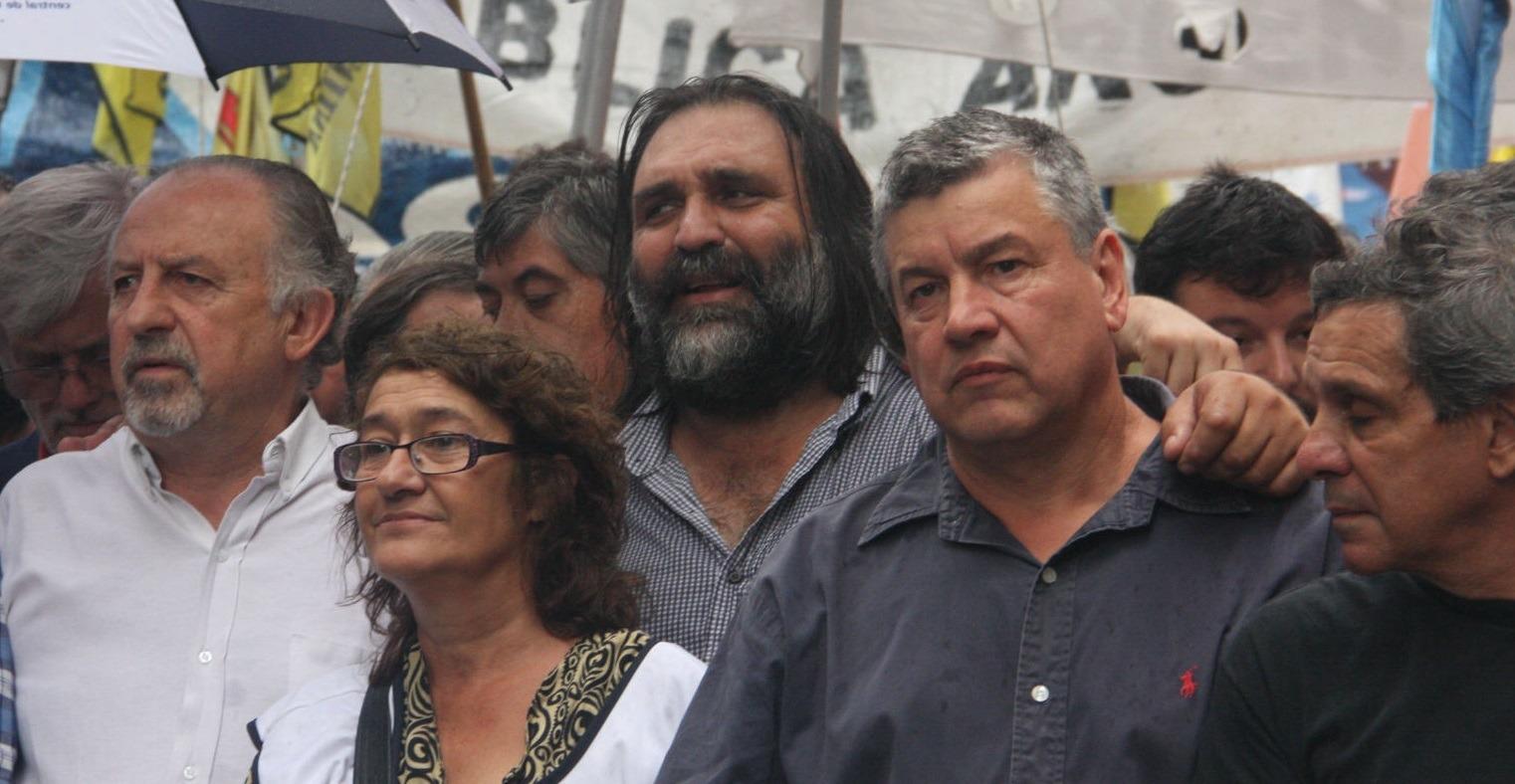 Un hombre de Yasky se quedó con la conducción del puerto de La Plata