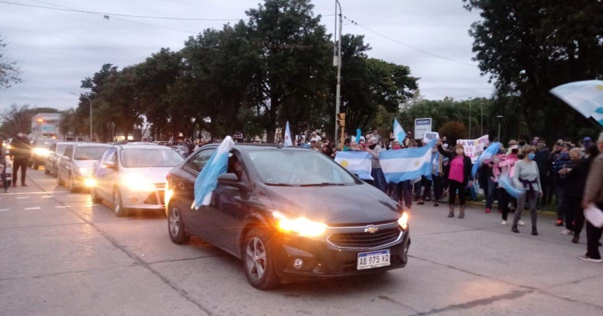 Trabajadores de Vicentín recordaron que quienes marcharon por los empresarios no los apoyaron cuando los despedían